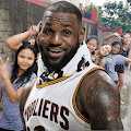Selfie With LeBron James APK