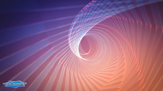 DNA Purple Hypnotic 3D Tunnel- screenshot thumbnail