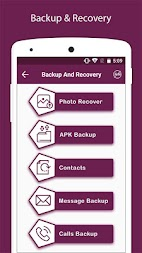 Recover Deleted All Photos, Files And Contacts APK screenshot thumbnail 7