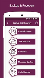 Recover Deleted All Photos, Files And Contacts 1