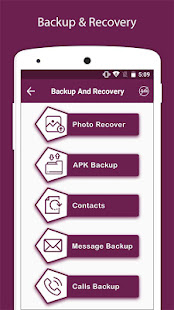 Recover Deleted All Photos, Files And Contacts Mod