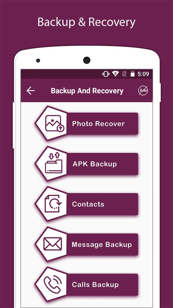Recover Deleted All Photos, Files And Contacts v3.5 [PRO] APK [Latest]