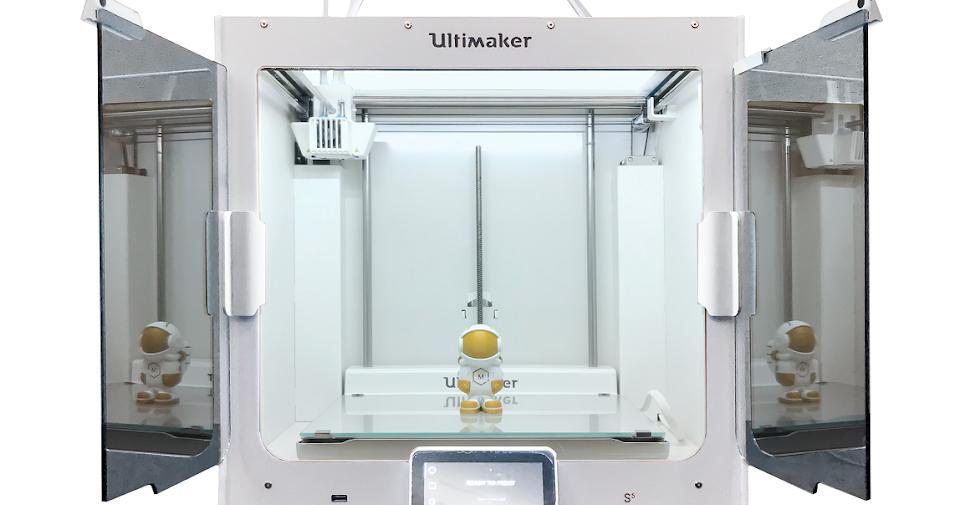 Tech Breakdown: Ultimaker S5 3D Printer