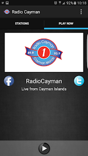Radio Cayman- screenshot thumbnail