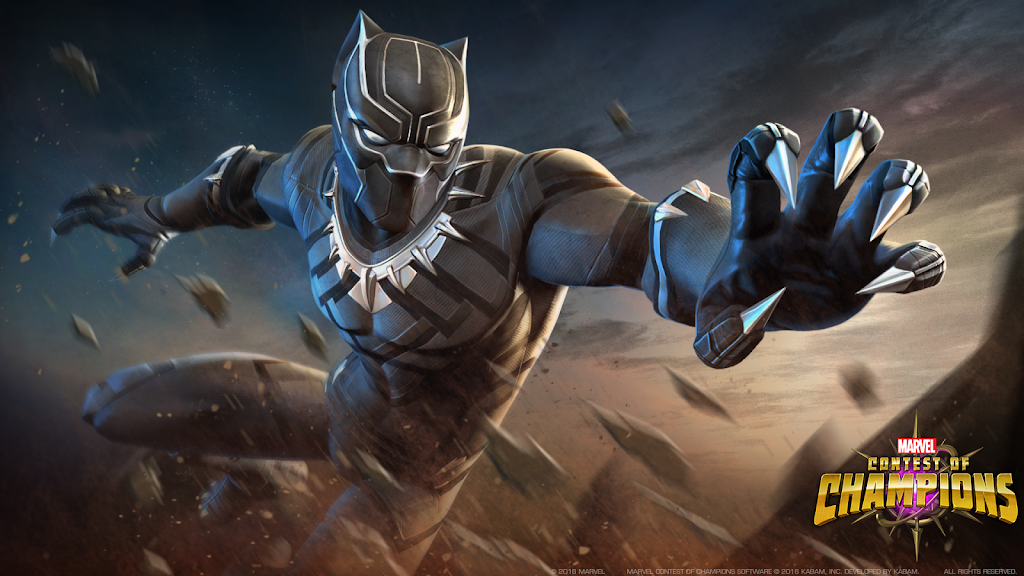Descargar Black Panther Wallpaper By Godzilla Top Anime