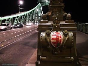 Photo: hungary, travel, liberty, bridge, budapest