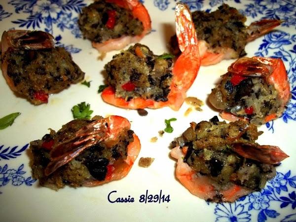 Delicious Stuffed Shrimp Recipe