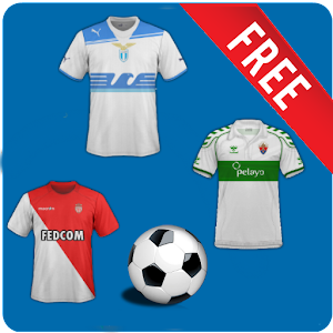 Quiz football shirt for PC and MAC