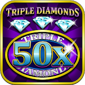 Triple 50x Diamond Slots