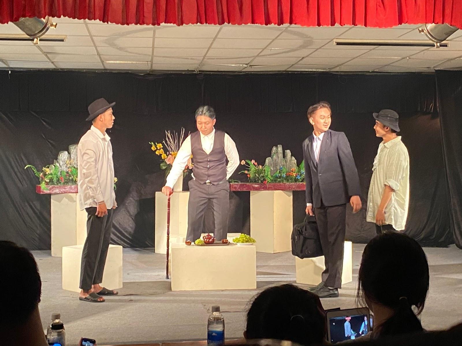 Đạo diễn sân khấu – Ngành học thời thượng tại SaigonACT