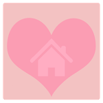 Love Pink Theme Icon