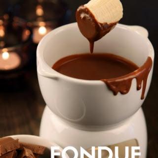 Spiced Chocolate Fondue Recipes