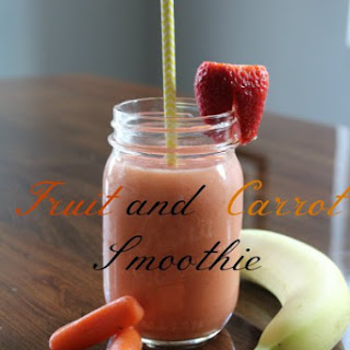 Fruit Smoothies For Babies Recipes.