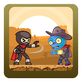 Super Ninja Vs Zombie Android APK Download Free By Tenfunplay2012