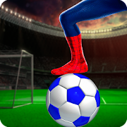 superhero REAL FOOTBALL Soccer League 2019