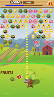 Bubble Shooter Fruits Magic- screenshot thumbnail