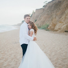 Wedding photographer Olya Pager (Olgalovefox). Photo of 09.07.2017