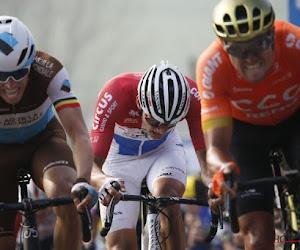 """Oliver Naesen over Mathieu van der Poel: """"Hij lijkt over niks na te denken"""""""