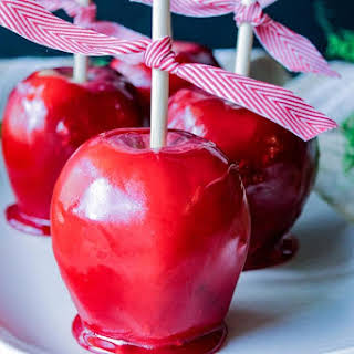 Carnival Candy Apples.