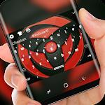 Blood Eye Input Theme Sasuke Ninja Icon
