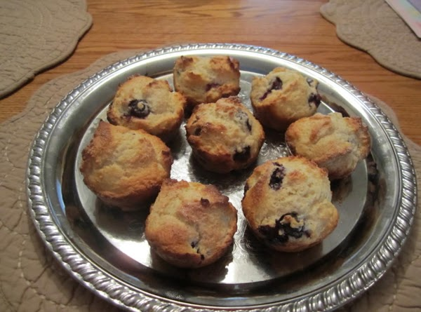 Preheat oven to 425. Use vegetable spray to keep muffins from sticking (don't use...