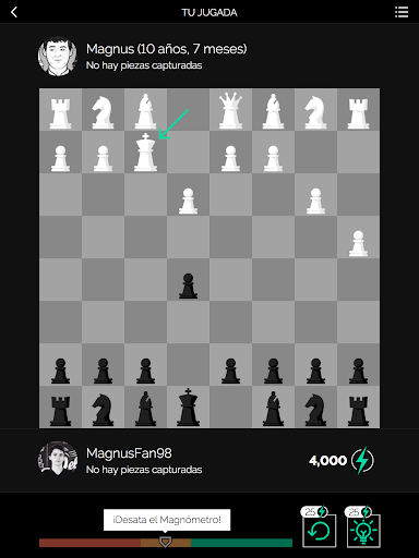 Play Magnus - Ajedrez  trampa 8