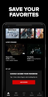 FXNOW: Movies, Shows & Live TV Capture d'écran
