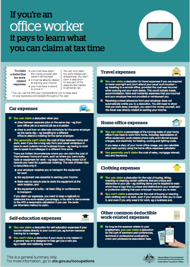 Click Here To Download Your Tax Deduction Checklist