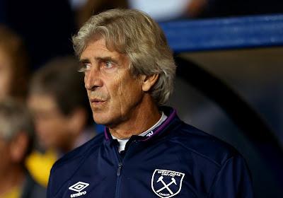 Manuel Pellegrini prédit son propre licenciement de West Ham
