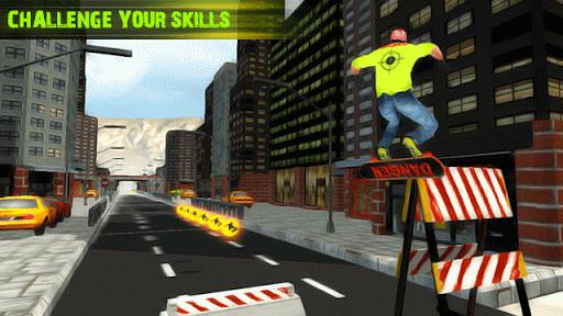 玩免費體育競技APP|下載ストリートスケート2015 app不用錢|硬是要APP