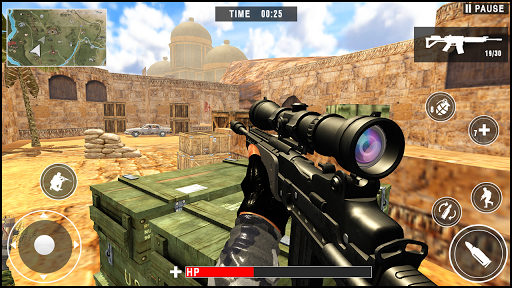 Call of Shooting Strike Duty 1.0.1 screenshots 4