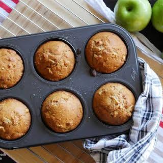 Paleo Apple Muffin.