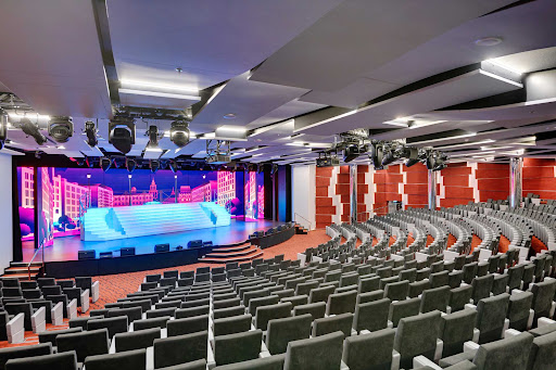 msc-seaview-odeon-theatre.jpg -  Look for stage productions and special acts at the Odeon Theatre on MSC Seaview.