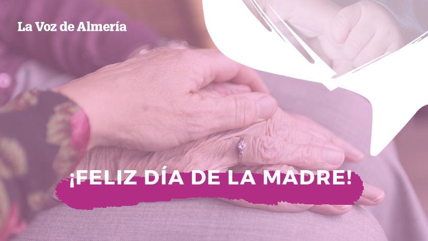 Campaña de mensajes para el día de la madre.