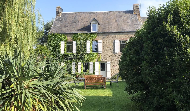 Maison en bord de mer avec jardin Blainville-sur-Mer