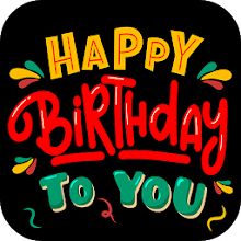 Happy Birthday Greeting Cards And GIF Download on Windows