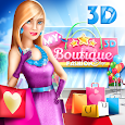 My Boutique Fashion Shop Game: Shopping Fever icon