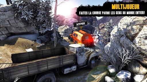 Chauffeur de camion: Offroad 2  captures d'u00e9cran 1