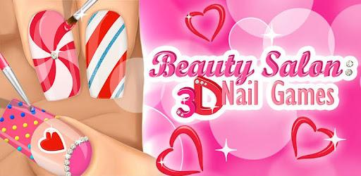 Салон Красоты - Ногти Игры – Праграмы ў Google Play