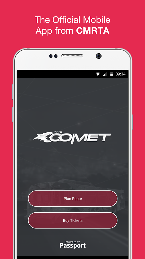 Catch the COMET- screenshot