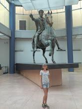 Photo: Marcus Aurelius on a horse