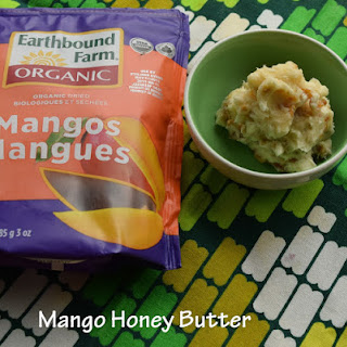 Mango Honey Compound Butter