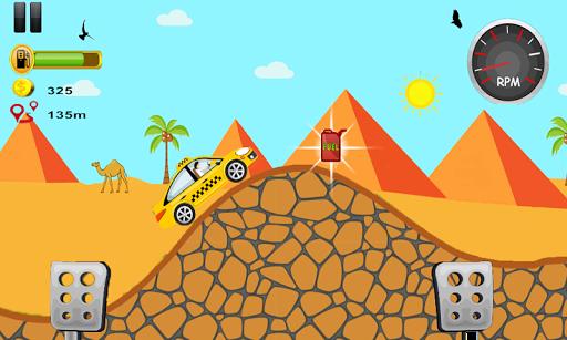 Taxi Hill Climb Rennspiel 1.0 screenshots 5