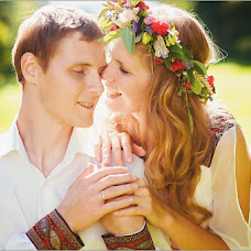 Wedding photographer Radosvet Lapin (radosvet). Photo of 31.10.2013