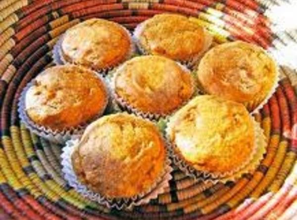 Pumpkin Corn Muffins Recipe