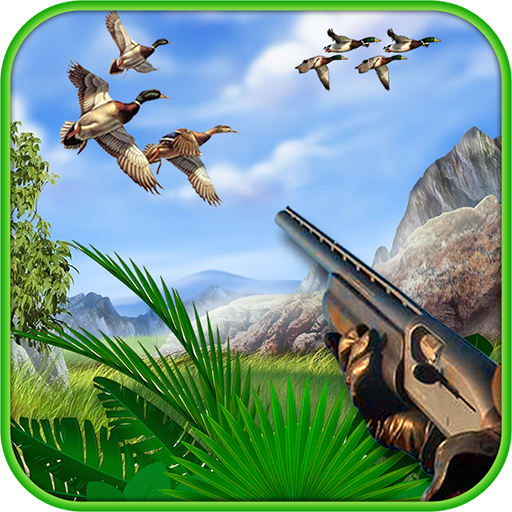 Duck Hunting 3D Icon