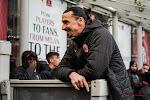 """""""God en zijn leerlingen"""": Zlatan maakt zijn herintrede bij de Milanese spelergroep wereldkundig zoals we hem kennen"""