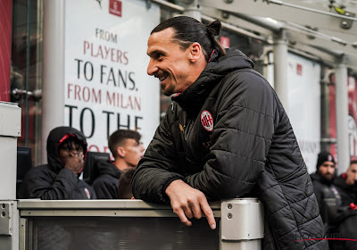 L'AC Milan communique au sujet de la blessure de Zlatan Ibrahimovic