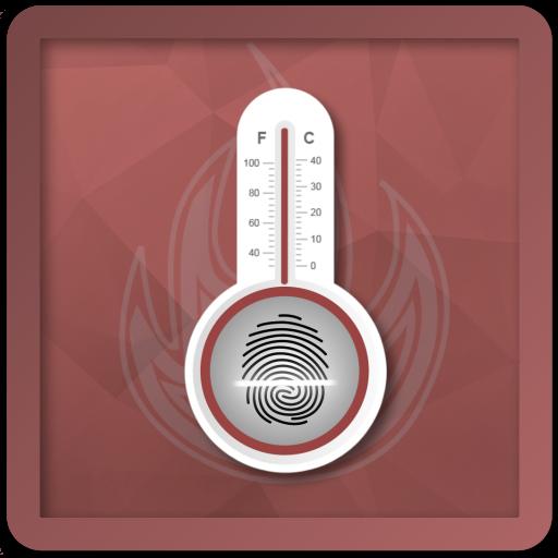 体温计扫描恶作剧 娛樂 App LOGO-硬是要APP