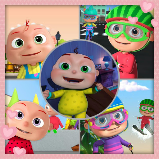 Kids Zool Babies Cartoon Video Songs - Offline 1.15 screenshots 9